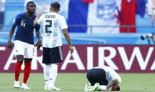 Timnas Prancis, Piala Dunia 2018, Blaise Matuidi, Timnas Uruguay