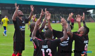Hasil Lengkap, Klasemen Sementara, Liga 1 2018, Persipura Jayapura, Arema FC