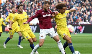 Premier League 2018-2019, Liga Inggris, West Ham United, Chelsea