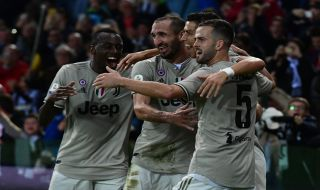 Klasemen Sementara, Serie-A 2018-2019, Juventus