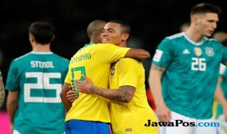Brasil, jerman, Brasil vs jerman, jerman vs brasil, laga uji coba