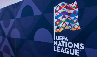 UEFA Nations league, Hasil lengkap UEFA Nations league