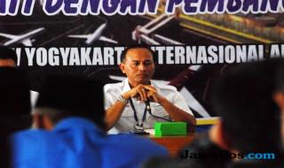 General Manager PT AP I Yogyakarta Agus Pandu Purnama