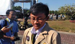 Nur Wijaya Kusuma, mahasiswa UGM termuda angkatan 2018