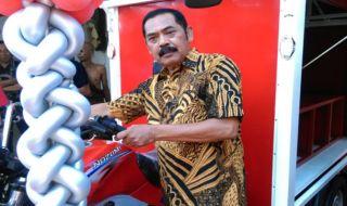 Wali Kota Solo F.X. Hadi Rudyatmo.