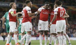 Liga Europa, Arsenal, Vorskla, Arsenal vs Vorskla