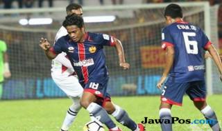 Selangor FA, Ilham Udin, Malaysia