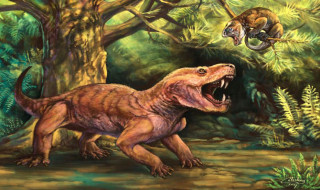 fosil monster rusia, Ilmuwan Temukan Fosil, Ilmuwan fosil rusia,