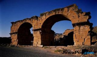 Gerbang Menuju Neraka, romawi kuno