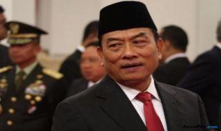 Kepala Staf Kepresidenan Jenderal TNI (Purn) Moeldoko
