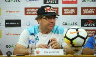 Liga 1 2018, PSM Makassar, Persija Jakarta, Liga 1 2018, Robert Rene Alberts