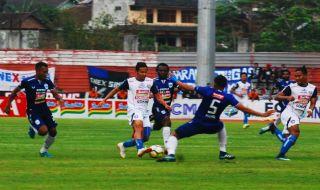 PSIS Semarang, Arema FC, Jafri Sastra, Liga 1 2018