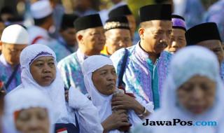 Ilustrasi haji dan umrah