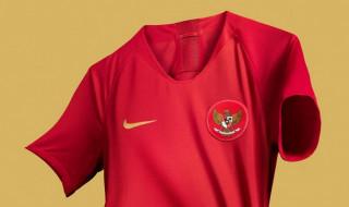 Nike, Timnas Indonesia, jersey baru timnas indonesia, Piala AFF 2018, Asian Games 2018