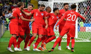 Piala Dunia 2018, Perempat Final, Timnas Inggris, Timnas Rusia, Timnas Swedia, Timnas Brasil