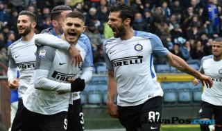Inter Milan, Sampdoria, Mauro Icardi, Serie A,