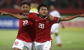 Timnas U-16 Indonesia, Timnas U-16, Iran, Piala Asia U-16 2018