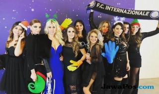 Wanda Nara, Mauro Icardi, Internazionale Milan, WAGs,