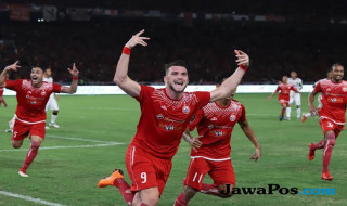 Liga 1 2018, Persija Jakarta, jadwal lengkap persija