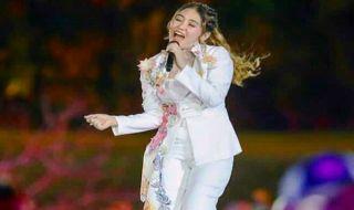 Jawaban Via Vallen Soal Tudigan Lip Sync di Pembukaan Asian Games 2018