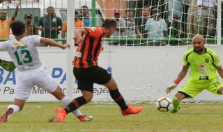 Persebaya Surabaya, Perseru Serui, Liga 1 2018, Silvio Escobar