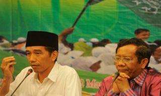 Jokowi - Mahfud MD
