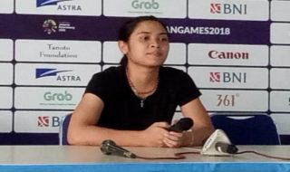 Asian Games 2018, Gregoria Mariska Tunjung, bulu tangkis, Indonesia