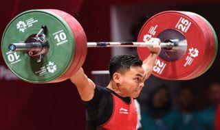 Asian Games 2018, angkat berat, Eko Yuli, Indonesia