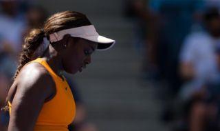 Tenis, AS Terbuka 2018, Sloane Stephens