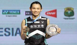 Indonesia Terbuka 2018, Tai Tzu Ying