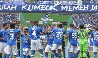 Liga 1 2018, Persib Bandung, Hukuman Persib, Bobotoh, Komdis PSSI