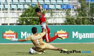 Menurutnya, Kamboja merupakan tim yang pas sebelum fokus ke Pra-Piala Asia U-19