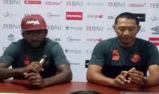 Perseru Serui, Bhayangkara FC, Liga 1 2018, Kelvin Wopi