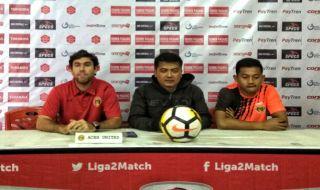 Aceh United, Simon Pablo Elissetche, Semen Padang, Liga 2 2018