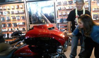 Kalimas Harley Davidson Resmi Dibuka di Solo Baru