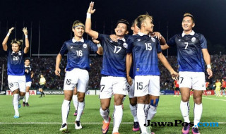Kamboja, Timnas Indonesia, Piala AFF 2018