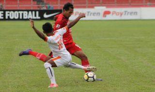 Semen Padang, Aceh United, Liga 2 2018