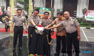 Kapolda Jatim resmikan Gedung SKCK dan SPKT Polrestabes Surabaya