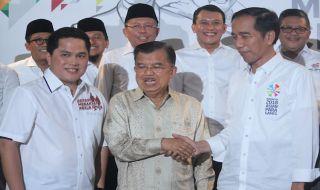 Erick dan Jokowi