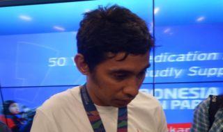 Asian Para Games 2018, Dian David Michael Jacobs, tenis meja, Indonesia