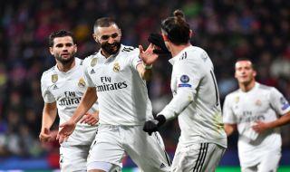 Liga Champions 2018-2019, Viktoria Plzen, Real Madrid, Viktoria Plzen 0-5 Real Madrid