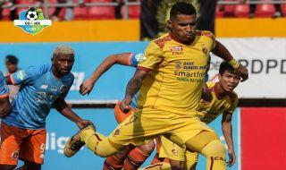 Sriwijaya FC, Perseru Serui, Liga 1 2018