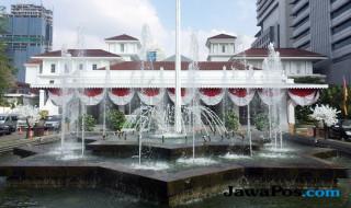 Pemprov DKI Jakarta, Balaikota