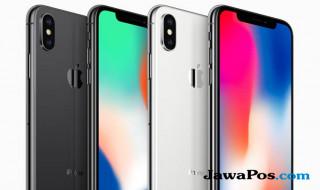 iPhone tiga kamera, iPhone X