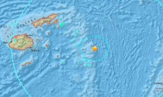 Gempa Fiji
