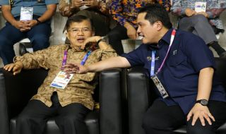 Asian Games 2018, Pencak Silat, Erick Thohir, Indonesia