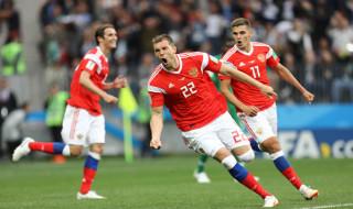 Timnas Rusia, Piala Dunia 2018, Klasemen Sementara Grup A