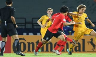Piala Asia U-16 2018, Korsel, Australia, Klasemen Grup D