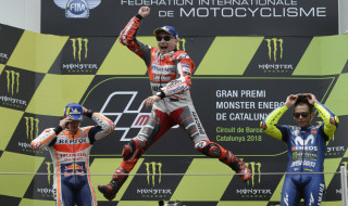 Klasemen Sementara MotoGP, Jorge Lorenzo, Marc Marquez, Valentino Rossi, MotoGP Catalunya