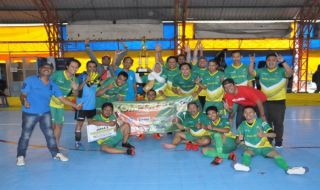 Kompor FC, futsal, Ekonomi Fun Futsal